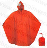 Promotional Foldable Waterproof PVC Rain poncho