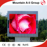 P16 Better Waterproof Outdoor DIP 1r1g1b Advertiisng LED Display