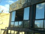 Ventana de aluminio de desplazamiento económica de Topbright