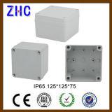 Cerco eletrônico resistente do trilho do RUÍDO da água de 125*125*75 IP65