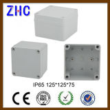 125*125*75 IP65の防水電子DIN柵機構