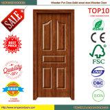 Trappe en bois enduite de PVC qualité moderne de modèle de meilleure
