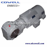 Bescheinigung ISO9001 Nmrv Serien-kleines Endlosschrauben-Getriebe