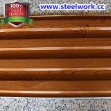 Hoja de acero prepintada PPGI del modelo de madera del grano (CC-15)