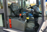 Mini Wheel Loader con 0.8ton Rated Load