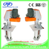 Pasta Pump com High Chrome Alloy Material