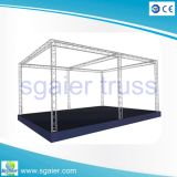 Canton Fair Booth Trade Show TrussのためのアルミニウムTruss