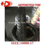 Partes de la motocicleta de la alta calidad, neumático y tubo 110/90-16, 110/70-17, 90/90-17, 140/70-17, 150/70-17, 100/80-17 de la motocicleta