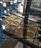 Automatische Aluminiumcup-Dichtungs-Maschine