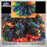 Свет шнура украшения Multicolor C7 СИД Holidat рождества