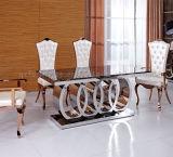 대중적인 큰 크기 10 Seater 최대 식탁