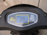 250W / 350W / 500W Motocicleta elétrica sem escova com pedal (ES-012)