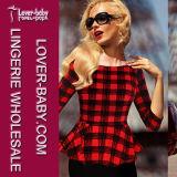 De formele Vrouwen kleden zich plus Trendy Kleren van de Grootte (l36117-1)