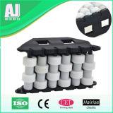 Trilho de guia plástico do transporte da boa parte material (Har610)