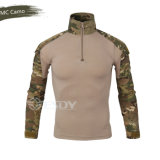 Army Military Style Jungle Camo Tactical Combat Frog Shirts