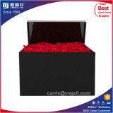 Schwarzer oder roter Rose-Großhandelskasten des Acryl-6