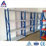 Estante ajustable para trabajos de tipo medio del almacenaje del almacén