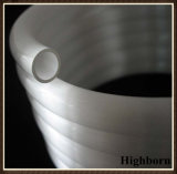 Bobina elicoidale opaca di vendita superiore del tubo del tubo di vetro del quarzo da vendere