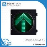 semaforo di 300mm LED per una strada privata di una garanzia da 1 anno