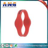 Zweifrequenz wasserdichte RFID Wristbands für Eignung-Mitten