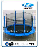Safety Net를 가진 10ftx15ft Oval Trampoline