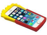 Caso de la cubierta del teléfono del gel de silicona de las patatas fritas de Mcdonalds para el iPhone