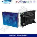 P2.5 RGB de interior que funde la pantalla de visualización a troquel de alquiler de LED