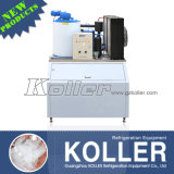 1000kg Small Capacity Sea Water Ice Flake Maker per Fishing Boat