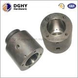 Servicio experimentado fábrica de mecanizado CNC de acero inoxidable / latón / piezas de aluminio de precisión de mecanizado CNC Hecho en China