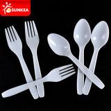 Plastic a perdere Fork e Paper Napkin
