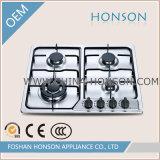 Gaststätte-Geräten-Gas wälzt freien stehenden Gas-Kocher