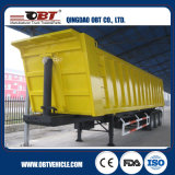 Sale를 위한 공장 Direct Sale Tri Axle 50t Side Dumper Trailer