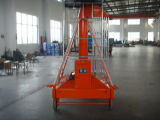 6-30m Cylinder Type Aerial Work Lift Lifting Table (GTTY-15A)