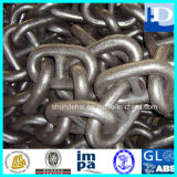 CCS、ABS、Lr、Gl、Dnv、Nk、BV、Kr、Rina、RSの沖合いのStudおよびStudless Marine Ship Anchor Chain