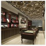 Выполненный на заказ шкаф индикации нержавеющей стали шкафа ювелирных изделий металла для магазина ювелирных изделий