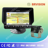7 polegadas GPS Navigation Monitor System com Backup Camera