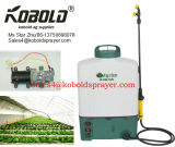 Kobold 새로운 디자인 전기 스프레이어, 4ah8ah 리튬 건전지 스프레이어