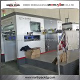 Machine de découpage et se plissante Semi-Automatique
