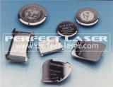 금속을%s 소형 섬유 Laser 표하기 기계 또는 스테인리스 또는 보석 또는 구리 또는 플라스틱