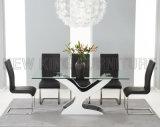 Tabelle pranzanti base domestica astuta moderna della mobilia dell'ultima V (NK-DT208-1)