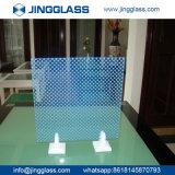 La seguridad de encargo del edificio teñió precio bajo de cristal coloreado vidrio de la impresión de cristal de Digitaces