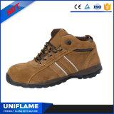 0Nисполнительный светлые ботинки безопасности, ботинки работы Ufa091