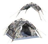 Mann-Zelt des Großverkauf-3, Polyester-Tarnung-kampierendes Zelt