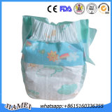 Baby-Produkt-Breathable Baby-Windeln mit grossem elastischem Bund