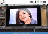 P5屋内高い定義ショーケースLED Display 最高のパネルはリフレッシュレートを
