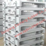 Sliding livre Pot Bearing para Bridge Sold a Italy