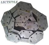 Np150 의 Np228.6 물통 기중기 사슬과 시멘트 선반 컨베이어 사슬