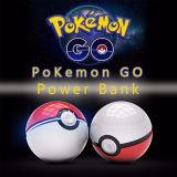 Großhandelsfabrik-Zubehör 12000mAh Pokemon geht Kugel-Energien-Bank