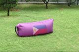 Base de acampamento do sofá do sono inflável rápido do ar do saco de sono de Laybag