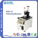 Máquina de polimento de fibra óptica